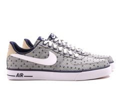 NIKE air-force 1 ac prm qs midnight navy