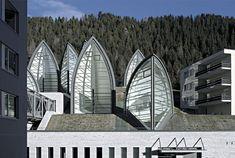 Tschuggen Bergoase Wellness in Switzerland - Amazing Modern Architecture  http://www.jebiga.com