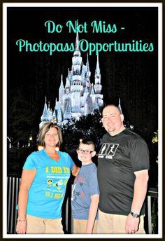 Whether it is your first or fifteenth trip to Disney World, PhotoPass and Memory Maker are great opportunities to capture moments and memories.