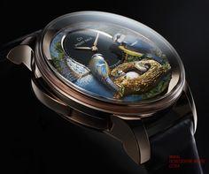 Nouveautés des montres Jaquet Droz 2012 - Les marques - Horlogerie Suisse