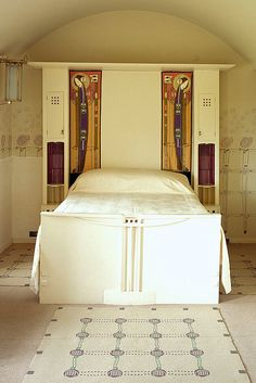 With the Hill House in Helensburgh, Charles Rennie Mackintosh and his wife Margaret Macdonald created a space where architecture, interiors, gardens and environment blend into one. #NTSGreatScots