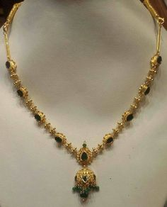 Fulfill a Wedding Tradition with Estate Bridal Jewelry Gold Necklace Simple, Gold Jewelry Simple, Ruby Necklace, Short Necklace, Gold Bangles Design, Gold Earrings Designs, Gold Jewellery Design, Emerald Jewelry, Bridal Jewelry