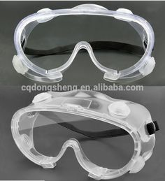 Cheap Pc Transparent Clear Safety Chemical Work Goggles Photo, Detailed about…