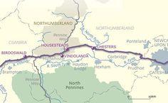 Walk Hadrian's Wall Path National Trail