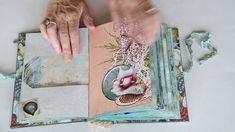 Mermaid Junk Journal- DT Project