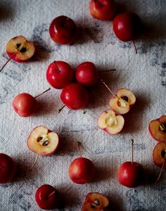 Crab Apples | Jennifer Davick Photography