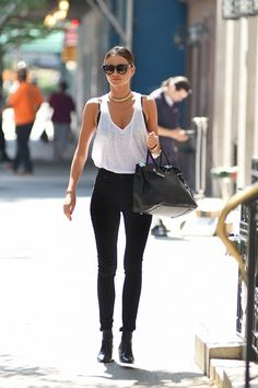 TOP 7 LOOKS MODERNOS COM MIRANDA KERR - Juliana Parisi - Blog