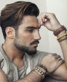 cool 45 Flattering Hairstyles For Men With Thinning Hair – Snip For Confidence Check more at http://machohairstyles.com/best-hairstyles-for-thinning-hair/ #thinninghairmen