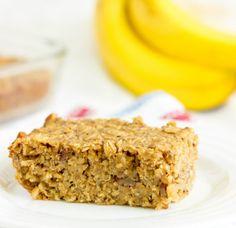 Banaan Nut Quinoa Bars