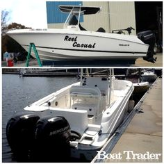 """""""Reel Casual"""" is really ready to fish. 2013 Wellcraft 252 Fisherman """"like new in every way"""" is a good lookin' boat. Let """"Reel Casual"""" help you reel in the big fish. Big Fish, Boats For Sale, Casual"""