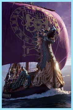 Viking Ship, Viking Art, Viking Woman, Thor, Narnia Cast, Cinema, 17th Century Art, Vegvisir, Nordic Art