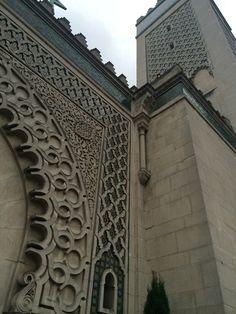 Grande Mosquée de Paris in Paris, Île-de-France