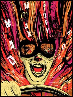 Mad Max - Fury Road - Chris Thornley - ''Oh What A Day'' ----