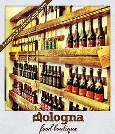 Bologna Food Boutique - Local wine (Lambrusco, Sangiovese)
