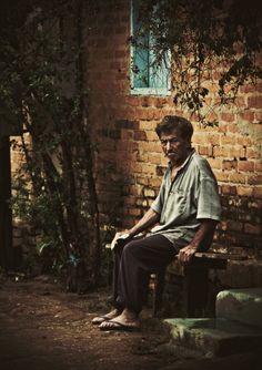 Sobrado velho - Americana - São Paulo - Brazil: Cross process + Lomo