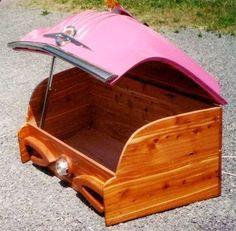 Steve Hellers Fabulous Furniture on 28 - Car Furniture 54 Pontiac cedar chest