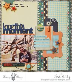 1 photo 1 page  tag Love this Moment_Jess Mutty_Fancy Pants Designs