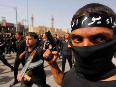 Как Исламское Государство вербует боевиков