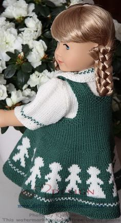 knitting patterns for doll clothes | knitting patterns doll clothes