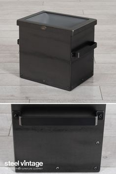 Built to last a lifetime - the Studio paper bin is part of our luxury range of office accessories. The handmade industrial style paper bin is the perfect way to hide unwanted rubbish. Each bin is made from precision laser cut and folded 1.5mm mild steel. A durable and lightweight plastic bin liner is included with each bin which makes emptying easy. The bottom of the bin has rubber feet to protect your floor. Available in 6 sizes to suit your requirements.