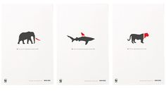 WWF Poster ad | Stationery STYLE