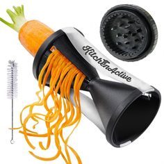 Kitchen Active Spiralizer Spiral Slicer Zucchini Pasta Maker