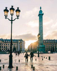 Place Vendôme by Vutheara Kham.