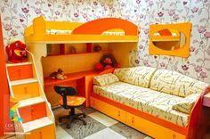 كتالوج صور غرف اولاد بسيطة - غرف نوم اطفال اولاد 2017 - 2018 - لوكشين ديزين . نت