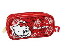 Hello Kitty ★ 40 Anniversary pen pouch | Goods | Hello Kitty 40th Anniversary Special Site