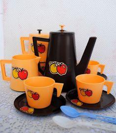 Mini Jogo de Chá de bonecas, brinquedos Infantil fabricado por Mimo S/A: