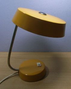 Mid Century 60´s Desk Lamp Eames Time