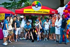 To see this group deliver on its mission on creating a safe and inclusive space for Gaymers to meet