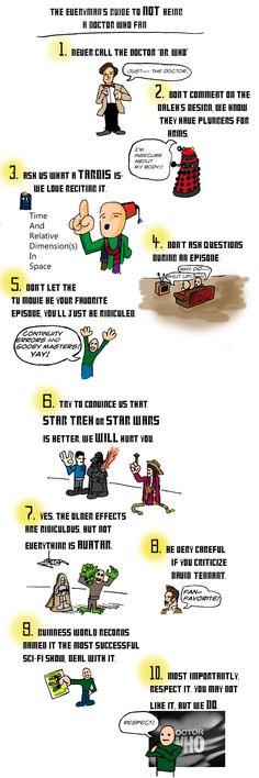 Help w NOT being a Dr.Who Fan by ~TEhopefulcomicartist on deviantART