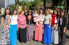 Amigas da IASD Atiradores em Joinville/SC.