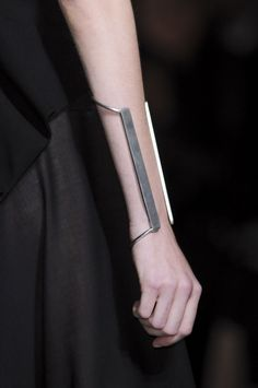 Nicolas Andreas Taralis at Paris Spring 2013 (Details)                                                                                                                                                     More