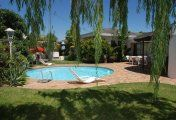 Pelican Place Guest Cottages Durbanville Located in the leafy suburb of Durbanville, Pelican Place offers self catering cottages with patios. Just a drive away from Table Mountain, it features an outdoor pool and barbecue facilities. Outdoor Pool, Outdoor Decor, Self Catering Cottages, Table Mountain, Cape Town, Garden Inspiration, South Africa, Backyard, Vacation