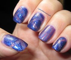 Light of the Moon Nails
