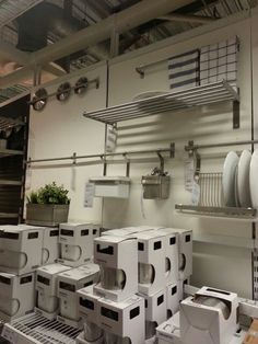 Ikea kitchen rails