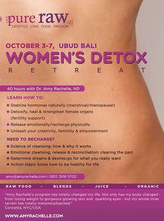 UBUD BALI - WOMENS-DETOX-RETREAT
