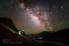 Night at Key Monastery  Night long exposure milkyway shot over ki (Key) monastery (gompa) Spiti Himachal Pradesh India.  Nikon D810  Sigma 20mm f/1.4 DG HSM Art Lens  The history of key monastery Key gompa is said to have been founded by Dromton (Brom-ston 1008-1064.CE) a pupil of the famous teacher atisha in the 11th century. This may however refer to a now destroyed kadampa monastery at the near by village of Rangrik which was probably destroyed in the 14th century when the sakya sect rose…