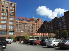 A Gourmet's Delight at Central Food Hall in Ponce City Market