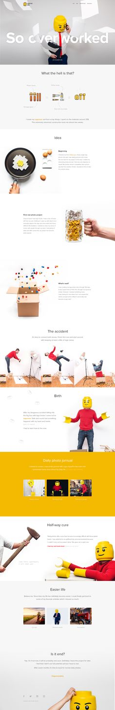 Legoman landing page 1170px