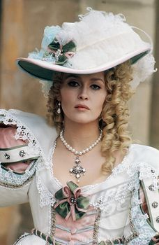 "Faye Dunaway in ""The Three Musketeers""."