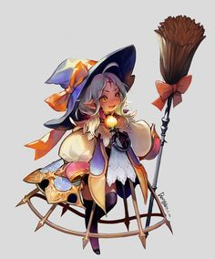 little witch <3