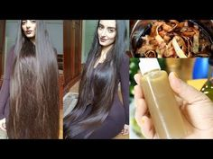 This is a Chinese secret to get long healthy and black hair. Even after first use you will notice the difference. This hair growth spray is very very effective and it boosts your hair growth prevents hair damage and promotes the hair growth without any si Hair Remedies For Growth, Hair Growth Treatment, Hair Treatments, Grow Long Hair, Grow Hair, Hair Growing, Lemon Face Mask, Hair Fall Solution, Hair Repair
