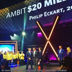 National Consultant Philip Eckart is officially the second inductee into Ambit's…