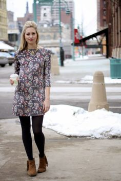 Heart of a Blonde: personal style