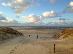 December op Texel, windkracht 7