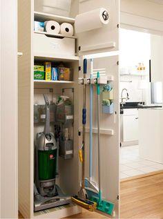 Housemaid's cupboard