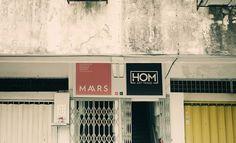 MARS_sign Portfolio Design, Mars, Planets, Branding Design, Outdoor Decor, Home Decor, Portfolio Design Layouts, March, Room Decor